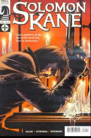 Solomon Kane #1 (2008) Dark Horse comic book